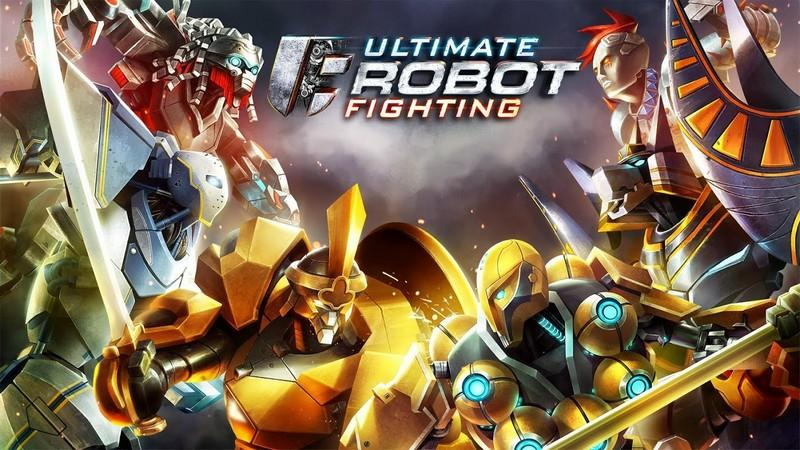 Ultimate Robot Fighting APK MOD imagen 1