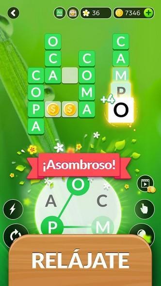 Word Life - Crossword Puzzle APK MOD imagen 1