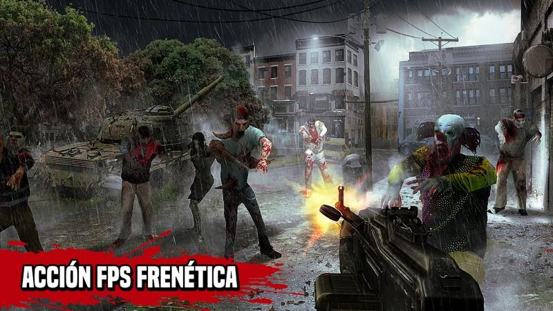 Zombie Hunter Sniper Apocalypse Shooting APK MOD imagen 2