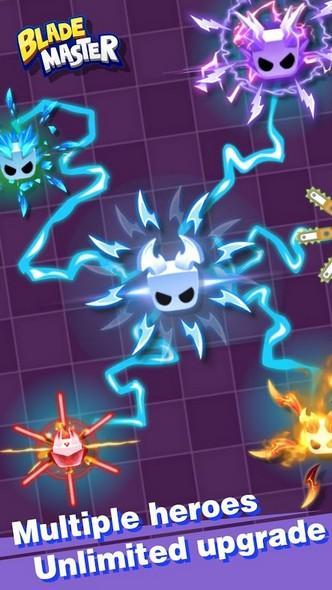 Blade Master - Mini Action RPG APK MOD imagen 3