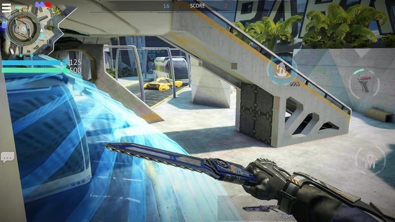 Infinity Ops APK MOD imagen 3