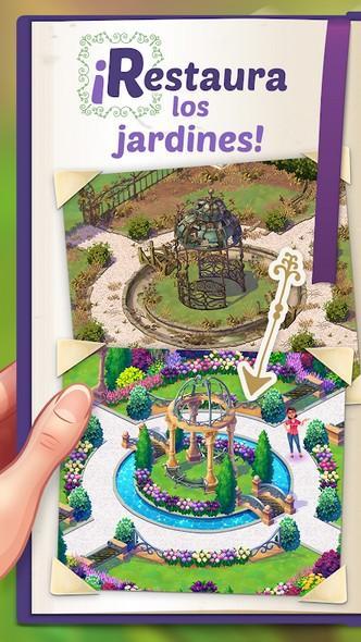 Lily's Garden APK MOD imagen 1