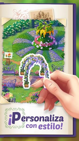 Lily's Garden APK MOD imagen 2
