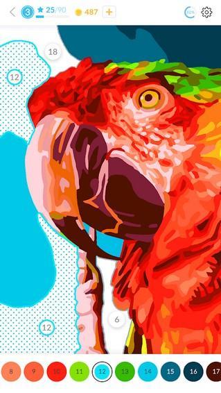 April Coloring APK MOD imagen 1