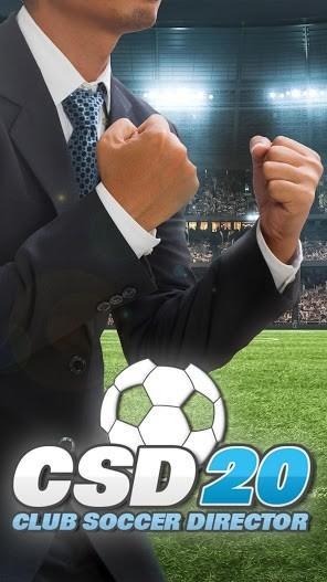 Club Soccer Director 2020 APK MOD Imagen 1