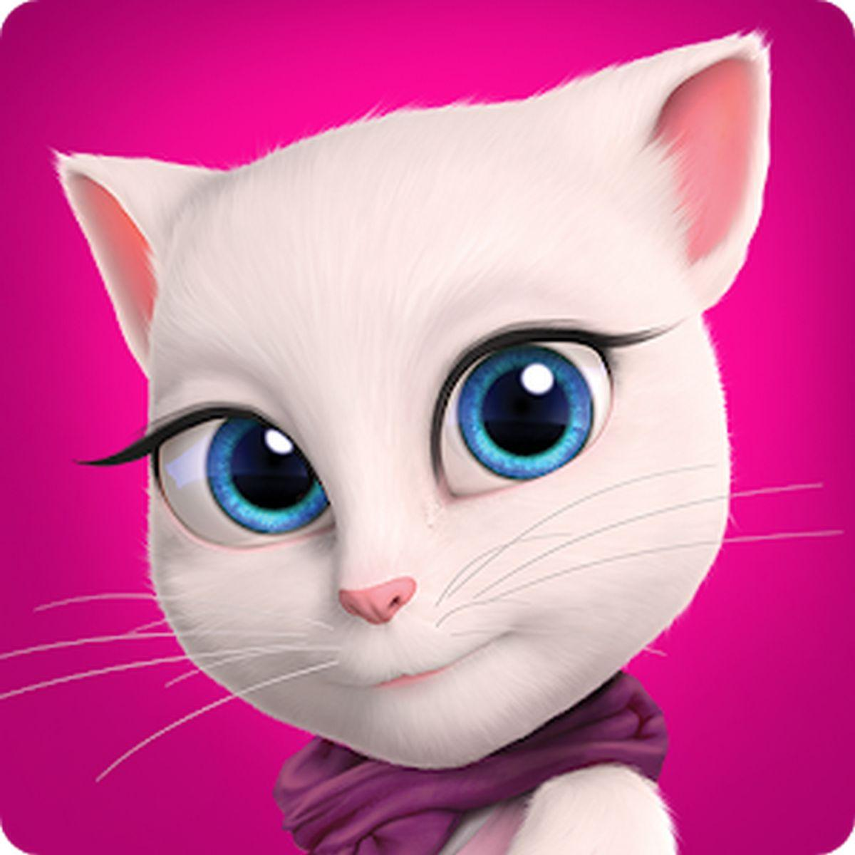 My talking Angela Android gameplay HD || Angela is doing
