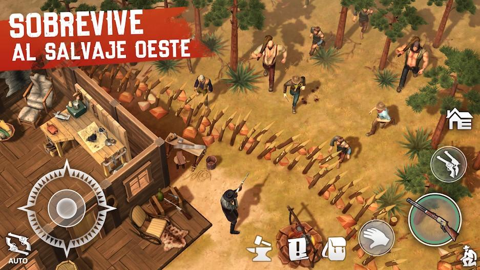 Westland Survival APK MOD Imagen 1