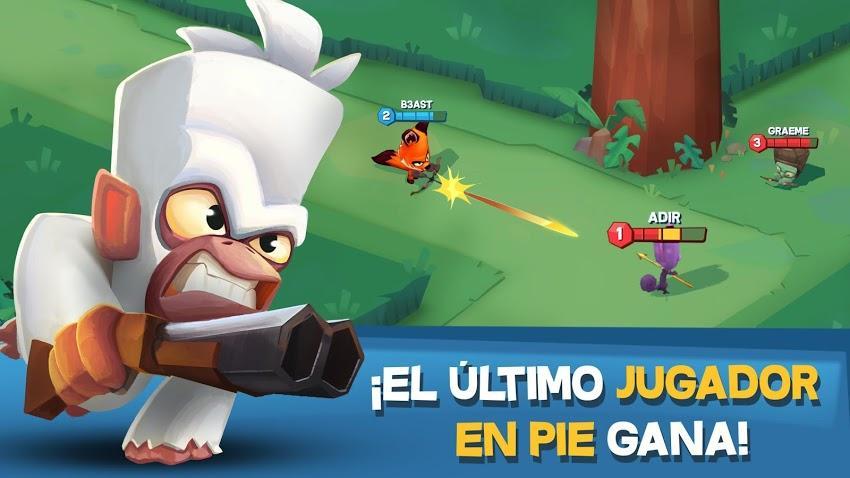 Zooba Juego de Batalla Animal Gratis APK MOD Imagen 1