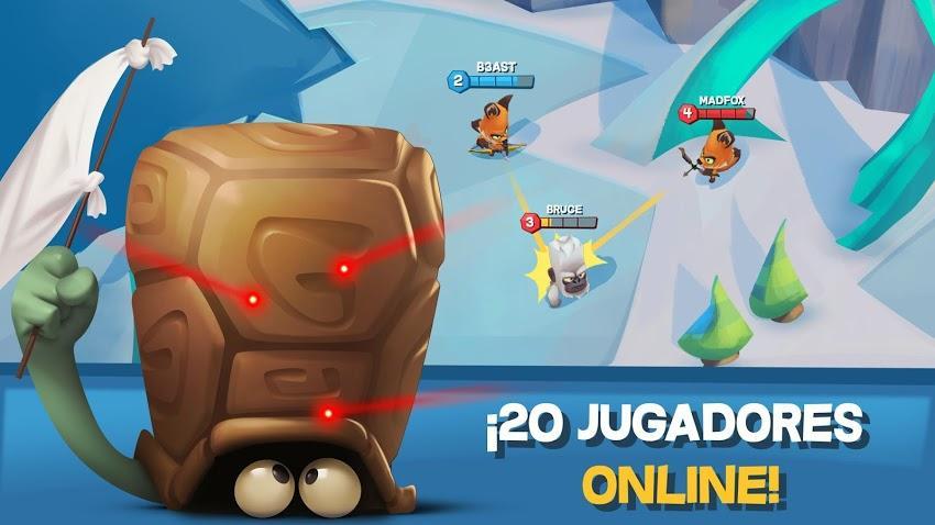 Zooba Juego de Batalla Animal Gratis APK MOD Imagen 2