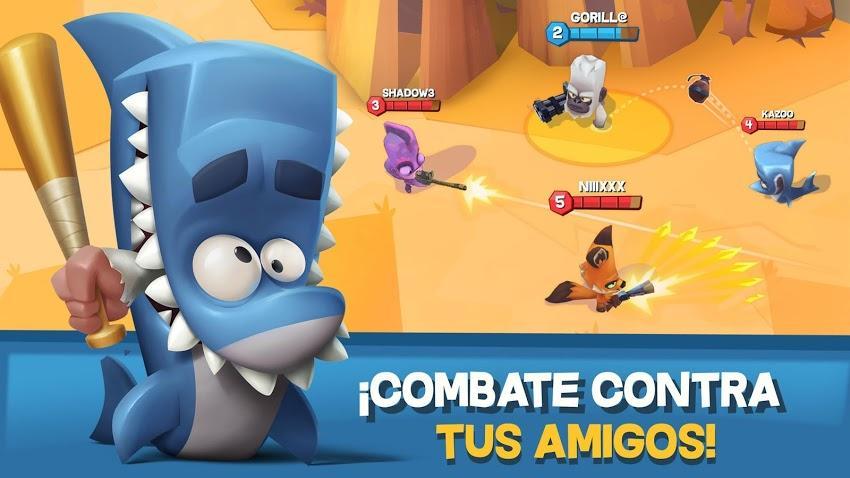 Zooba Juego de Batalla Animal Gratis APK MOD Imagen 3