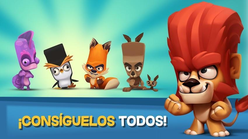 Zooba Juego de Batalla Animal Gratis APK MOD Imagen 4