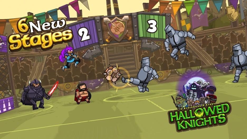 Blackmoor 2 Fantasy Action Platformer APK MOD Imagen 2