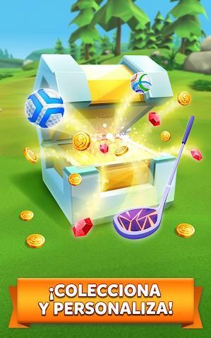 Golf Battle APK MOD Imagen 4