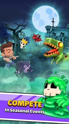 Magic Brick Wars APK MOD Imagen 1