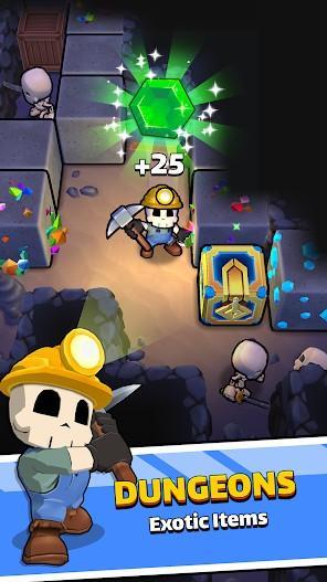 Magic Brick Wars APK MOD Imagen 3