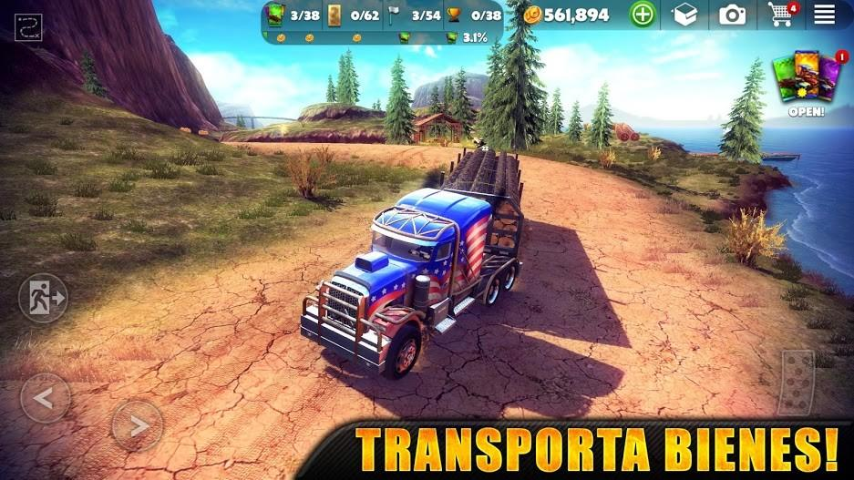 Off The Road - OTR Open World Driving APK MOD Imagen 1
