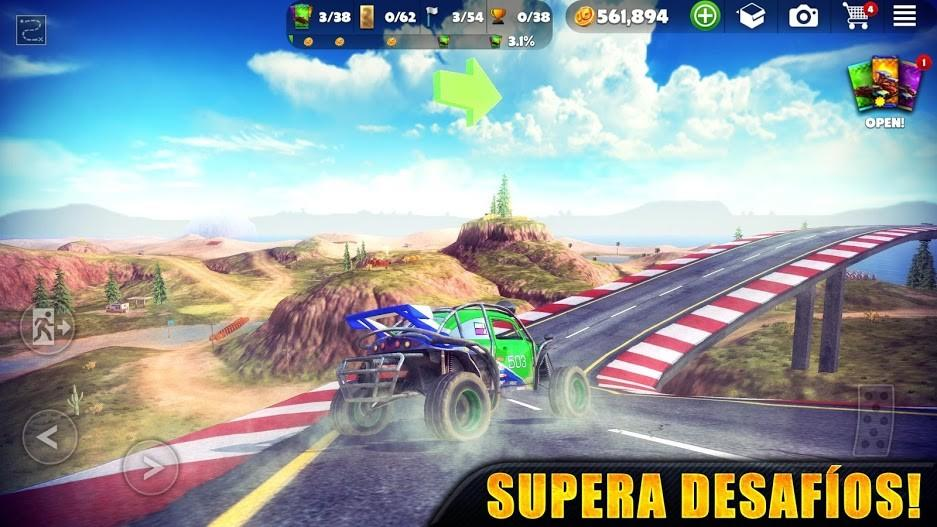 Off The Road - OTR Open World Driving APK MOD Imagen 2