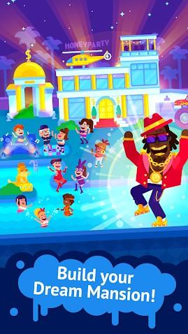 Partymasters - Fun Idle Game APK MOD Imagen 2