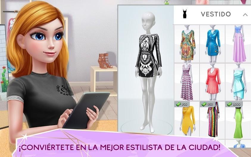 Super Stylist - Dress Up & Style Fashion Guru APK MOD Imagen 1