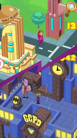 Teen Titans GO Figure APK MOD Imagen 4