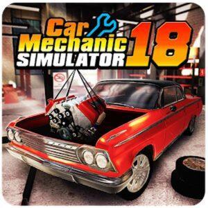 Car Mechanic Simulator 18 APK MOD