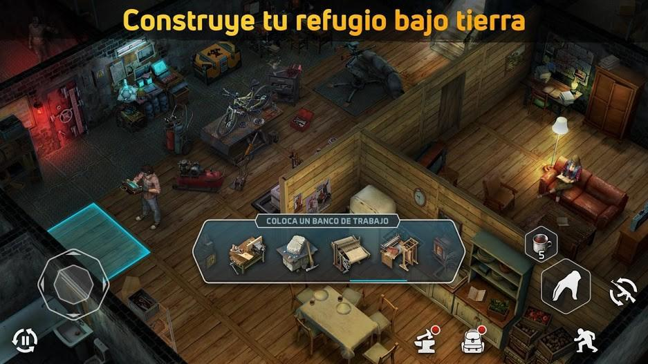 Dawn of Zombies Survival APK MOD Imagen 2