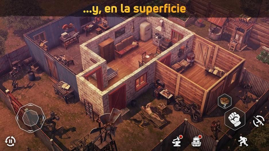Dawn of Zombies Survival APK MOD Imagen 3