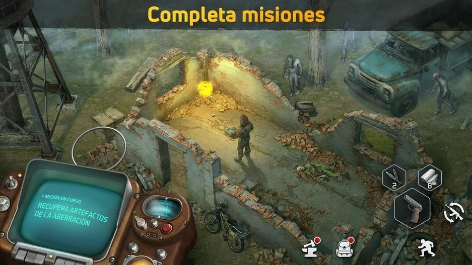 Dawn of Zombies Survival APK MOD Imagen 4