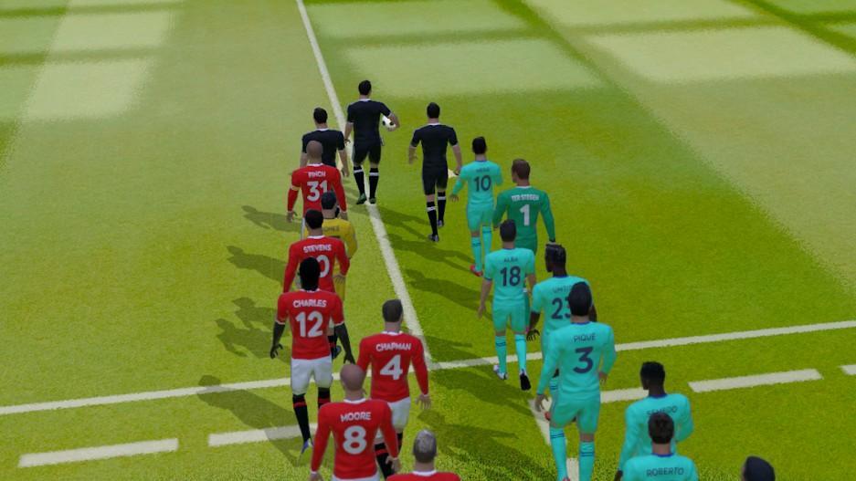 Dream League Soccer 2020 APK MOD Imagen 1