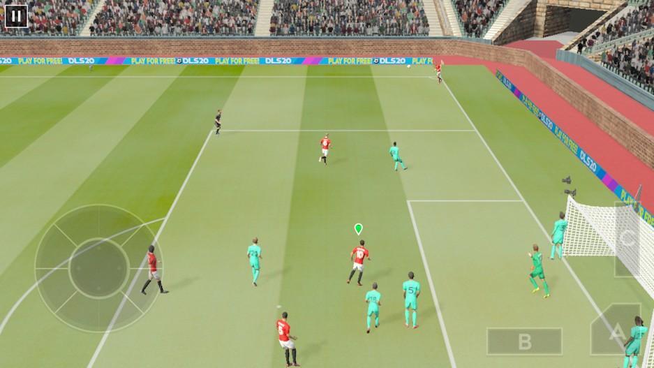 Dream League Soccer 2020 APK MOD Imagen 2