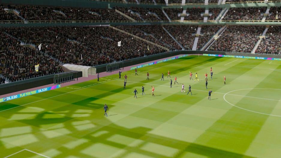 Dream League Soccer 2020 APK MOD Imagen 3