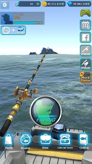 Monster Fishing 2020 APK MOD Imagen 3
