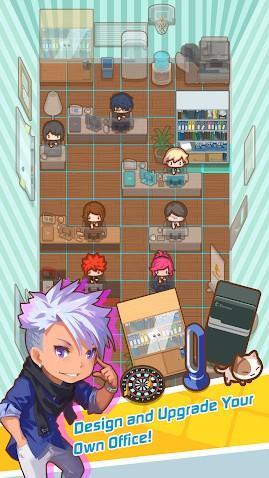 OH~! My Office - Boss Simulation Game APK MOD Imagen 2