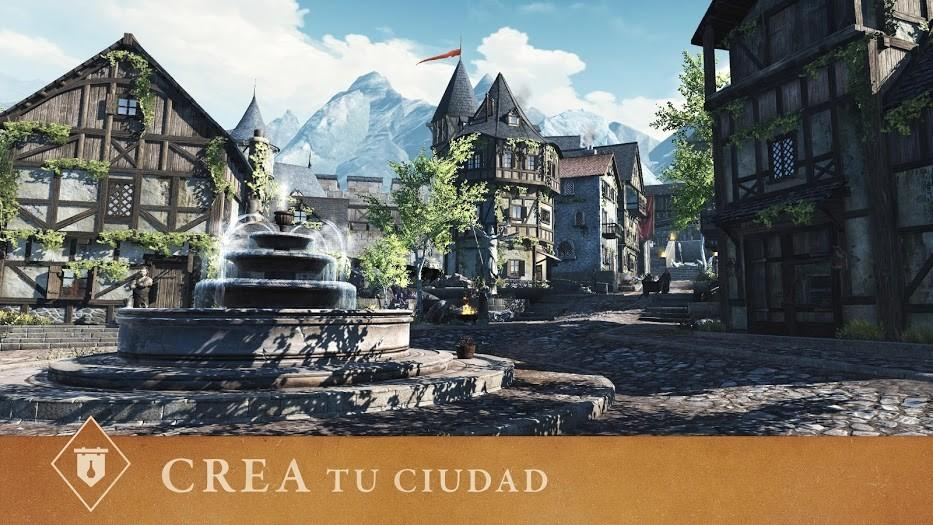The Elder Scrolls - Blades APK MOD Imagen 1