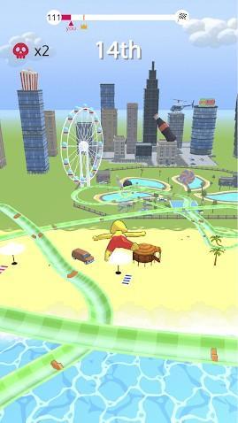 aquapark.io APK MOD Imagen 2