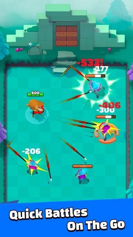 Archero MOD APK Gameplay