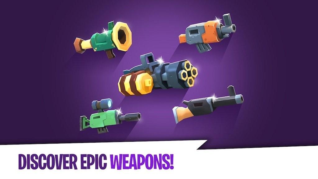 Descubre Armas epicas