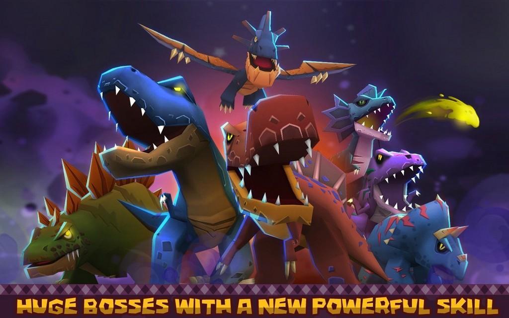 Call of Mini Dino Hunter MOD - Cazador de Dinosaurios