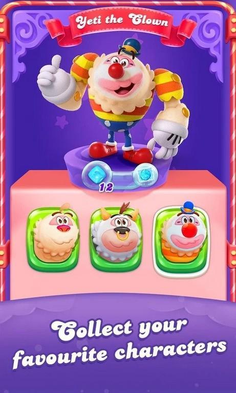 Candy Crush Friends Saga MOD APK GAMEPLAY