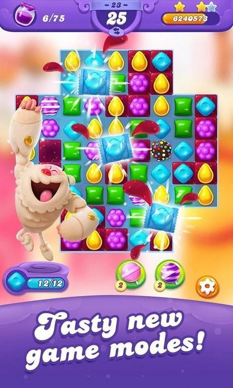 Candy Crush Friends Saga MOD APK Nuevos Modos