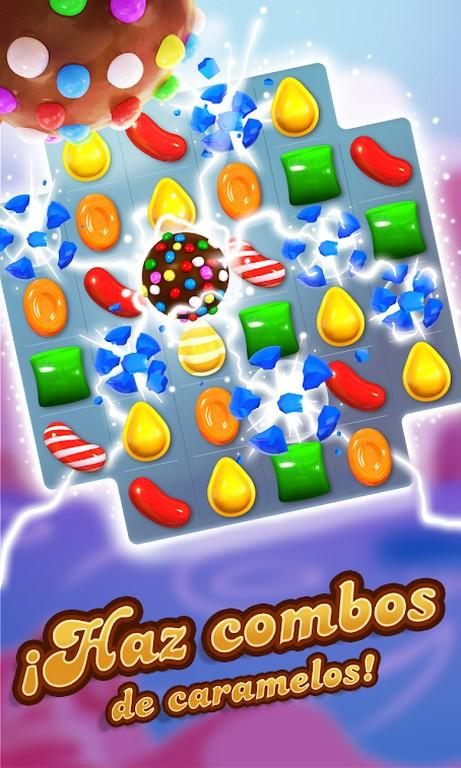 Candy Crush Saga MOD APK - Gameplay