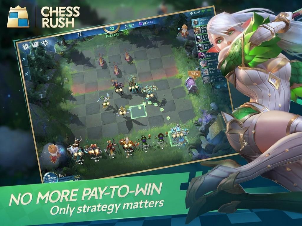 Chess Rush APK no pagues mas para ganar