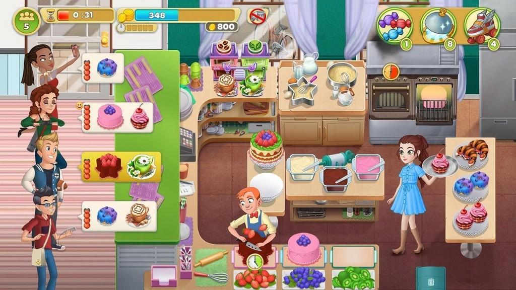 Cooking Diary MOD APK - Maestro en la cocina