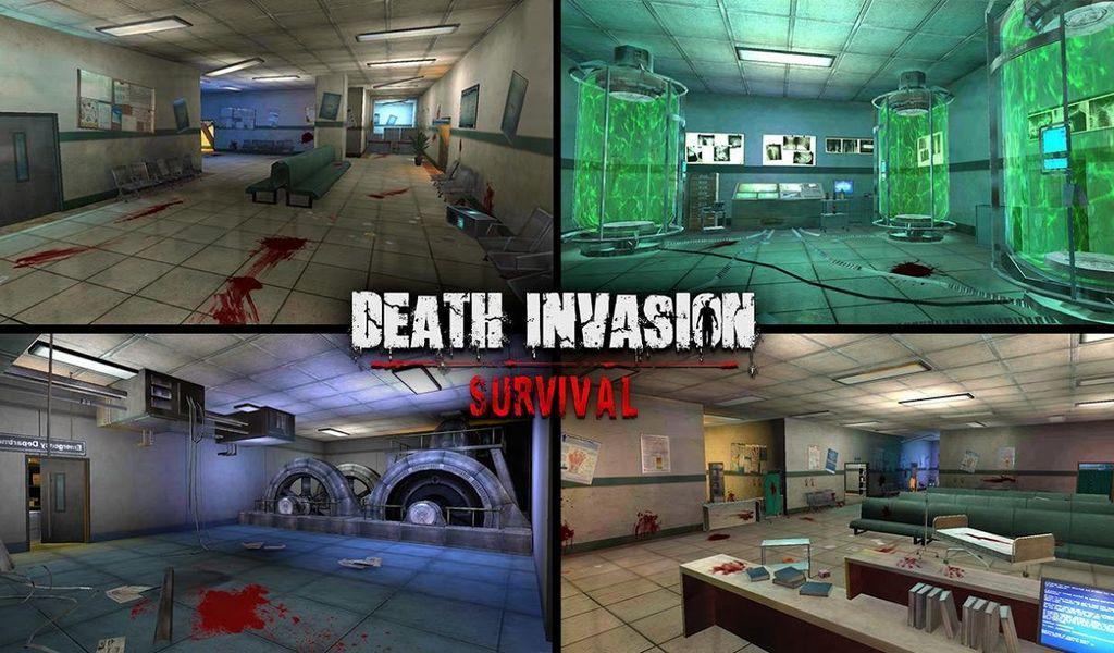 Death Invasion Survival APK MOD imagen 2