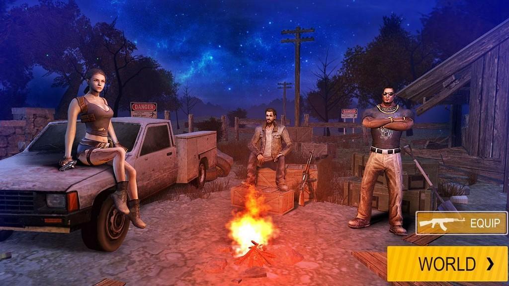 Death Invasion: Survival MOD  - Pelea junto a tus compañeros