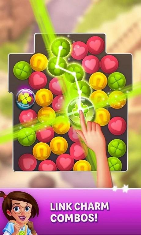 Diamond Diaries Saga MOD APK Gameplay