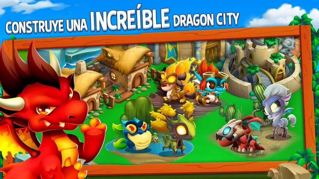 Dragon City APK - Gameplay