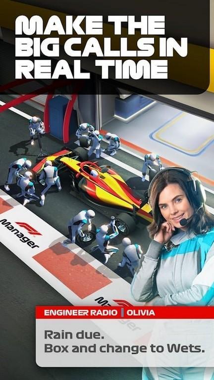 F1 Manager APK Tácticas