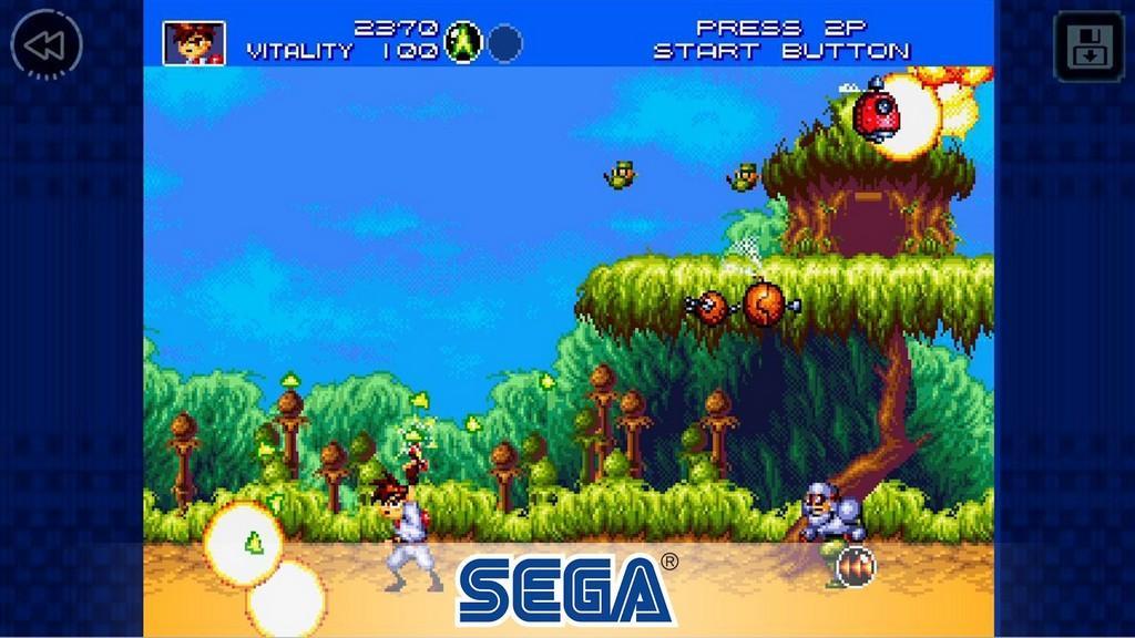 Gunstar Heroes Classic MOD APK - Trama del juego