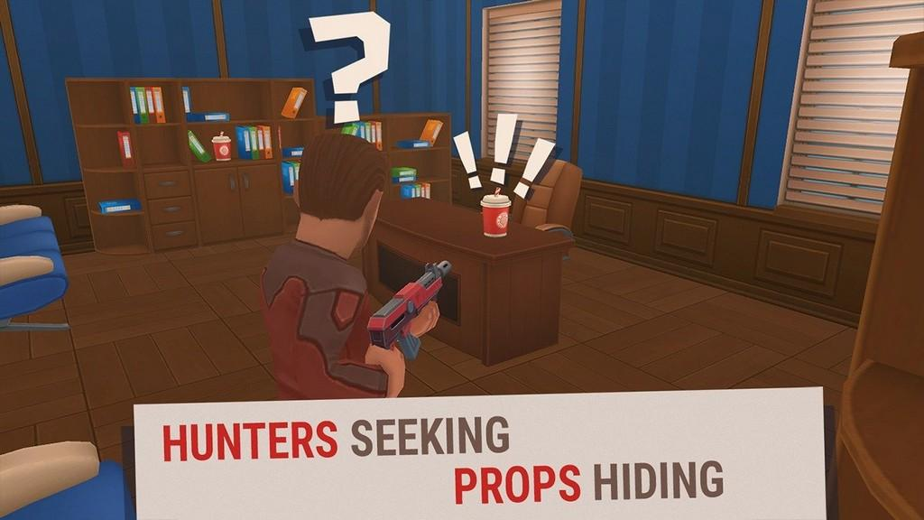 Hide Online MOD APK- Gameplay